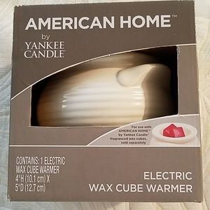 New American Home wax cube warmer